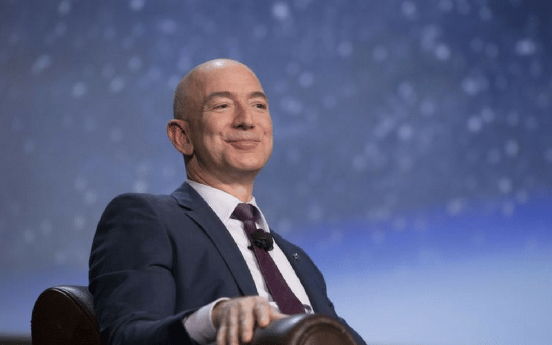 Jeff Bezzos Amazon CEO