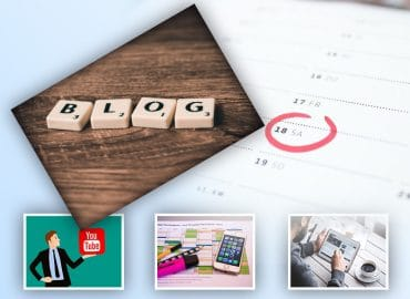 estrategia de marketing reciclar contenido blog SEO 2018
